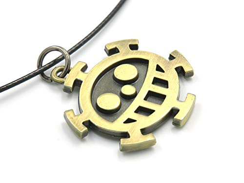 CoolChange Collar de One Piece de Trafalgar Law