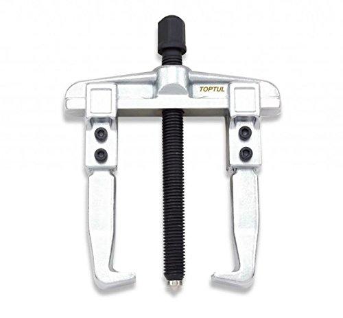 Zweiarm-Abzieher TOPTUL 160mm (innen 40-160mm, äußen 90-220mm)