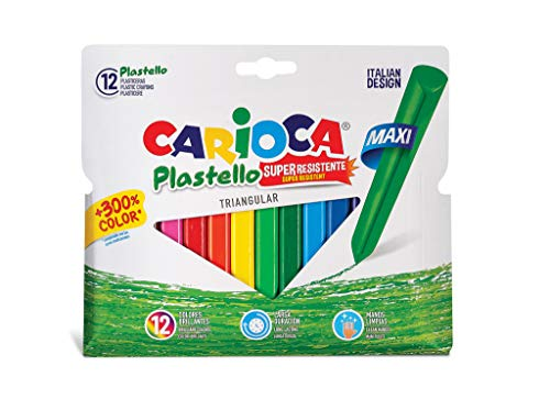 Plasticeras Resistentes Maxi Triangular Plastello - 12 Uds