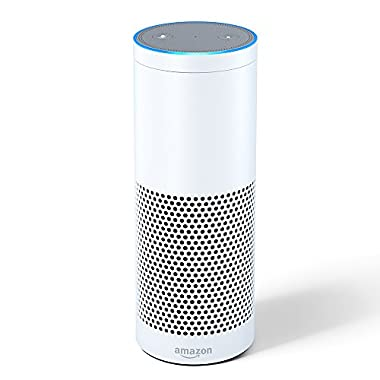 Echo Plus with built-in Hub – White