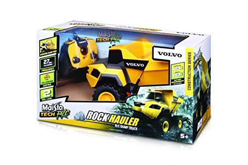 RC Auto kaufen LKW Bild 4: Maisto 582056 Fahrzeug mit Fernbedienung, gelb*