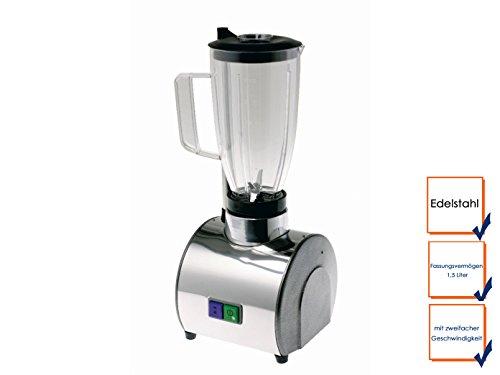 Professionele mixer, met dubbele snelheid, 1,5 liter inhoud, FR-P1 GGG
