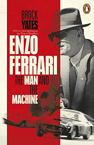 Enzo Ferrari The Man And The Machine English Edition Ebook Yates Brock Amazon De Kindle Shop