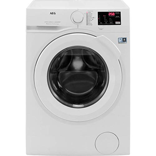 AEG L6FBI741N 6000 Series 7Kg 1400 rpm Washing Machine White GRADED