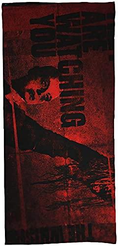 The Walking Dead Walking Dead - Toalla de playa (100 x 180 cm, 100 x 200 cm)