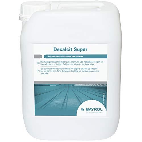 Bayrol decalcit Super 10kg Acides Nettoyant détartre dépôts 1113215