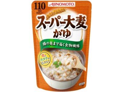 味の素 スーパー大麦がゆ 鶏とホタテのだし仕立て(糖質20g)
