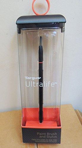 Targus Paintbrush and Stylus, Black (AMM13US)