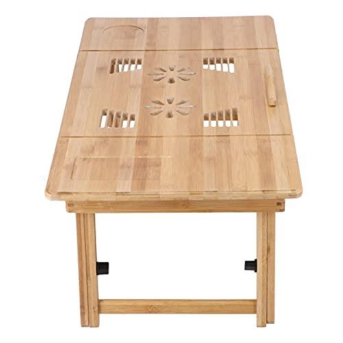 Tavolo da studio, scrivania per computer Protezione ambientale naturale Design intelligente Angoli anti-collisione per divano per Impiegato(Senza ventola)