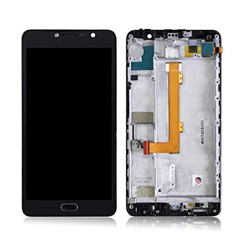 MOVILSTORE Pantalla Completa LCD + Tactil + Marco Compatible con Vodafone Smart Ultra 7 / VF700 Negro