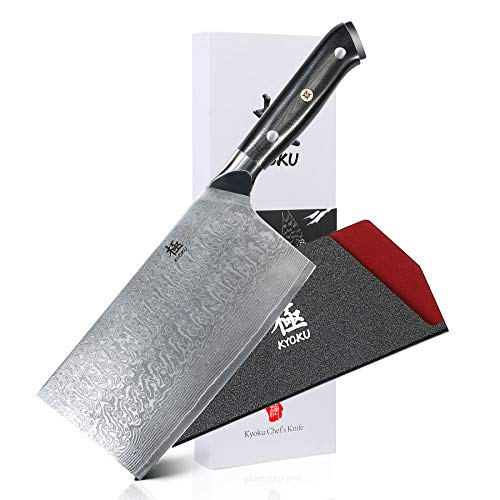KYOKU Daimyo Series - Vegetable Cleaver Knife 7