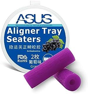 Majoxin Non-Toxic Design Aligner Chewie Teeth Chewies Aligner Orthodontic Bite Stick Perfect Smile Medical Grade Silicone