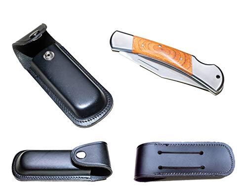 Eva Shop® Premium Messer Etui aus Leder...