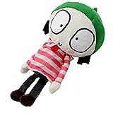 SARAH Y DUCHO TELEVISIÓN DE TELEVISIÓN Película Muñeca Soft Soft Venta Caliente Anime Peluche Toys Soft Stuffed Doll Chaistmas Gifts 30 cm