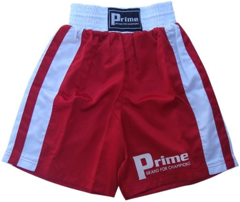 MMA Boxing Boxing Boxing Shorts UFC Thai Kick Martial Arts rot & weiß B008B7V7QA  Keine Begrenzung zu üben a85d9b
