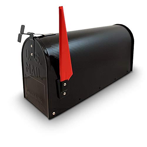 US Mailbox Amerikanischer Briefkasten Standbriefkasten Wandbriefkasten Letterbox Schwarz