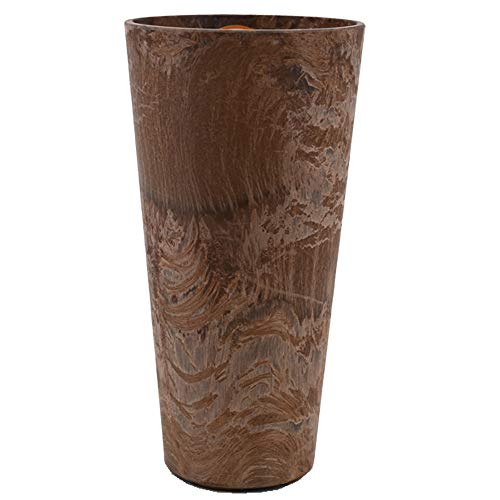 ARTSTONE Pflanztopf Claire Übertopf Vase Pflanzgefäß Pflanzkübel Drainagesystem H 35 cm