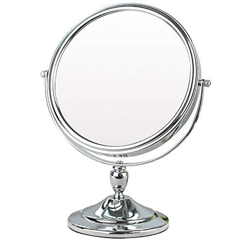 ZHMIRROR Miroir cosmétique grossissant pivotant à 360°, grossissement x3