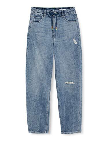edc by Esprit Damen 040CC1B306 Jeans, 903/BLUE Light WASH, 29/28