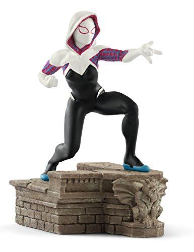 Schleich Marvel - Figura Superheroína Spider Gwen, 18,5 cm
