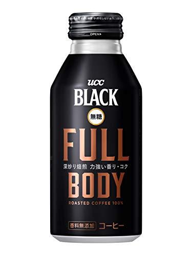 UCC『ブラック無糖FULL BODY』