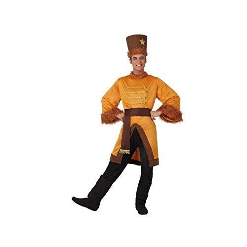 Atosa - 15311 - Costume - Déguisement De Russe - Adulte - Taille 3