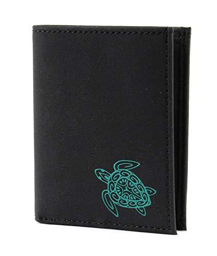 TACVASEN Herren Leichte Wasserdichte Softshell Jacke mit Abnehmbarer Kapuze, Turtle (Schwarz), M