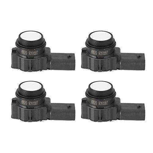 【 】Sensor de aparcamiento, 4 piezas Accesorios de repuesto del sensor de aparcamiento 66209261587 para F32 F31 F30 F22 F20