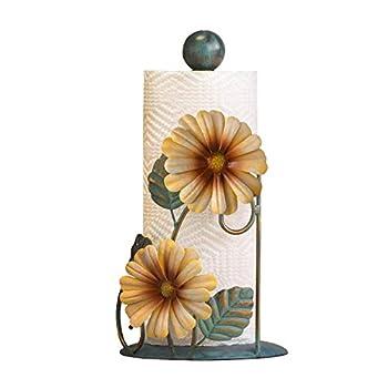 Best sunflower paper towel holder Reviews
