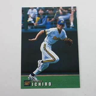 1999カルビープロ野球チップス【128イチロー/オリックス】レギュラーカード