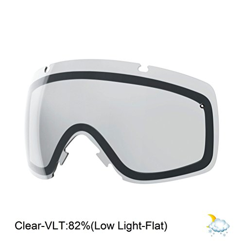 Smith Optics IO Adult Replacement Lens Snow Goggles Accessories - Clear/One Size