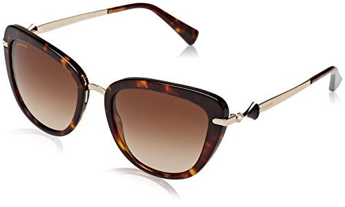 Bulgari 0Bv8193B 504/13 54 Gafas de sol, Marrón (Havana/Brown), Unisex-Adulto