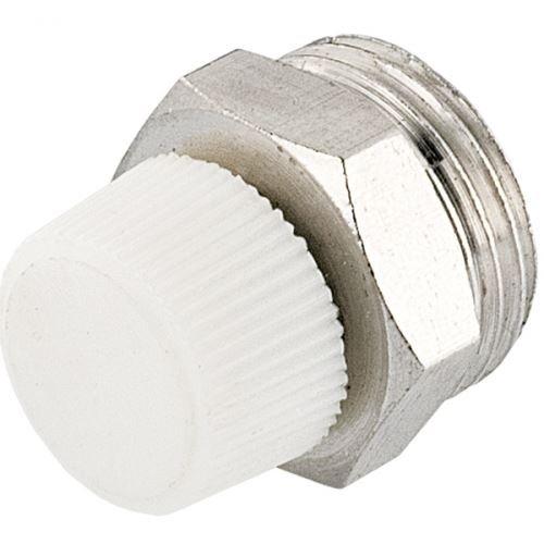 """1/4\""""manueller Schnellentlüfter für Heizkörper Entlüftungsstopfen Ventil - kein Schlüssel erforderlich"""