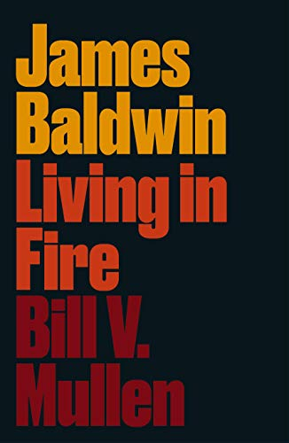 Image of James Baldwin: Living in Fire (Revolutionary Lives)