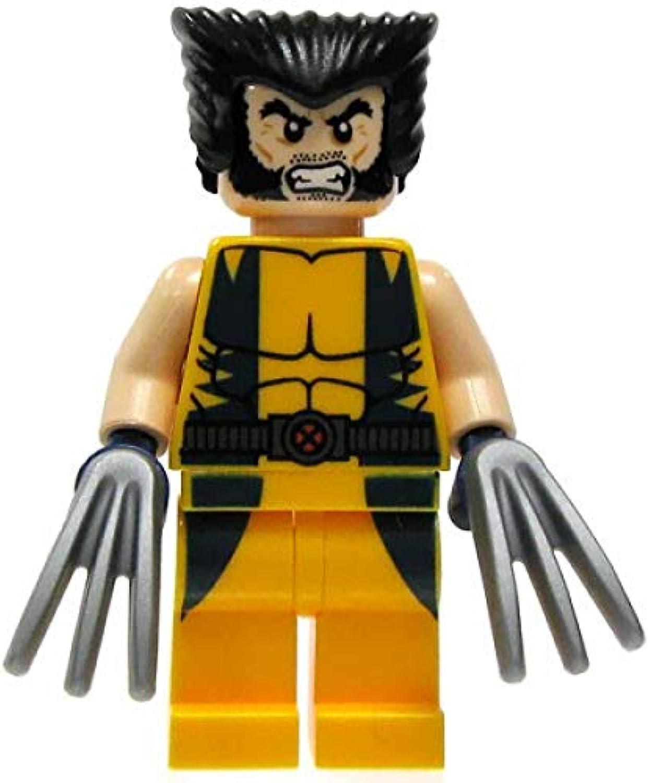Lego heroes Wolverine minifigure 2012