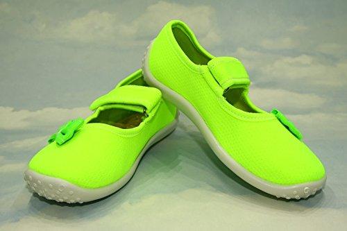 abdream , Chaussures souple pour bébé (garçon) Green Frogs 9UK - 27EU