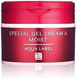 AQUALABEL(アクアレーベル) アクアレーベル アクアレーベル スペシャルジェルクリームA (モイスト) ハーバルローズの優しい香り 単品 90グラム (x 1)