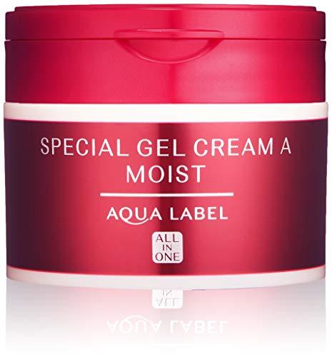 AQUALABEL(アクアレーベル) アクアレーベル スペシャルジェルクリームA (モイスト) ハーバルローズの優しい香り 単品 単品
