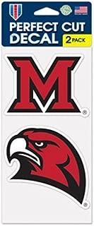 NCAA Miami Ohio University Redhawks Logo 4
