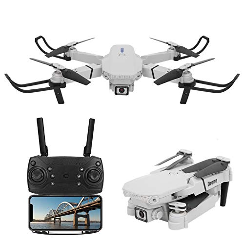 DAUERHAFT Foldable Arms Dual Camera Drone Outdoor Drone Toy RC Drone Clear Pictures for Boyfriend Gift