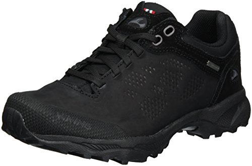viking Quarter III Leather GTX, Chaussures Multisport Outdoor Mixte Adulte, Noir (Black/Pewter 278), 41 EU