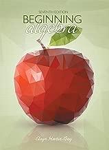 Best beginning algebra martin gay 7th edition Reviews