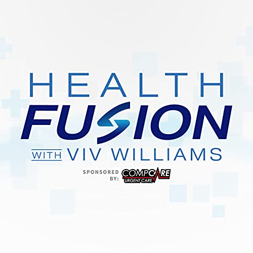 Health Fusion Podcast By Vivien Williams cover art