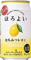 サントリーチューハイ ほろよい〈はちみつレモン〉350mlx12本