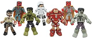 DIAMOND SELECT TOYS Marvel Minimates Series 63 Avengers Age of Ultron Set