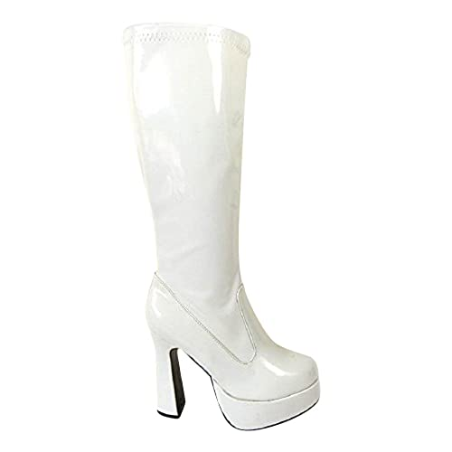 7722d5795087 SEXYCA Ladies Womens Fancy Dress Party GO GO Boots 60s 70s Retro Size 3 4 5