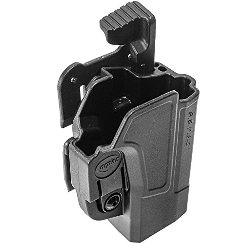 Fobus MND New Molle Adapter Holster Modular Lightweight Load Carring Equipment Fits All Rotating RT Holsters and Magazine Pouches