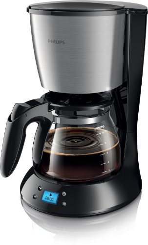 Philips Kaffeekanne HD New Daily 7459/20, Schwarz