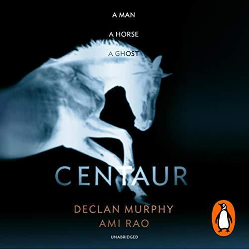 Centaur audiobook cover art