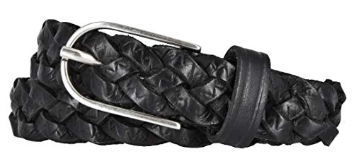 Vanzetti Damen Gürtel schwarz 105